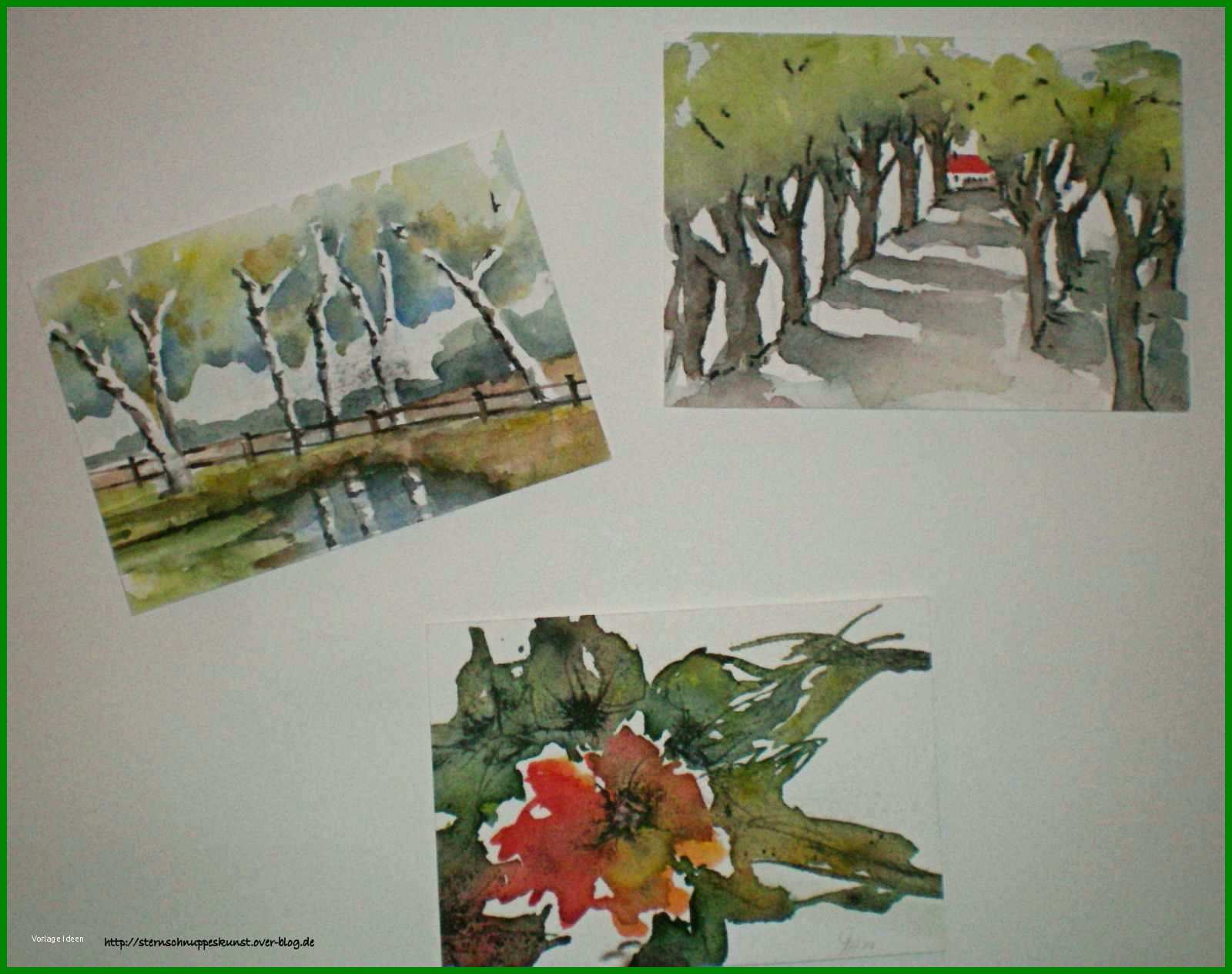 original aquarell malen vorlagen detaillierte malvorlagen
