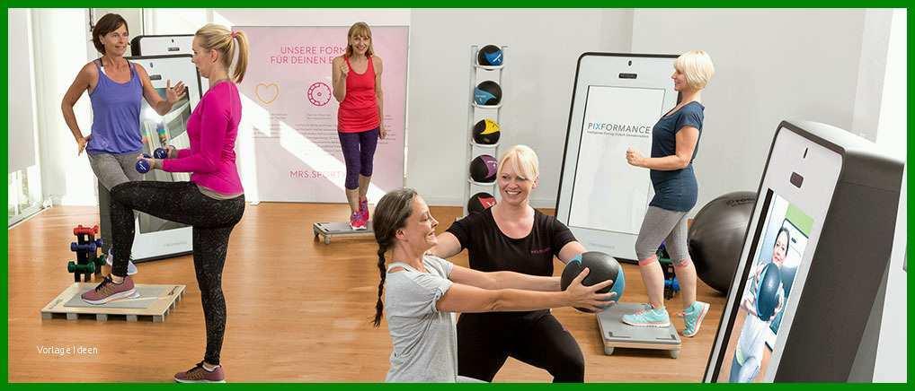 Überraschen Mrs Sporty Franchise - Frauen Sportclub