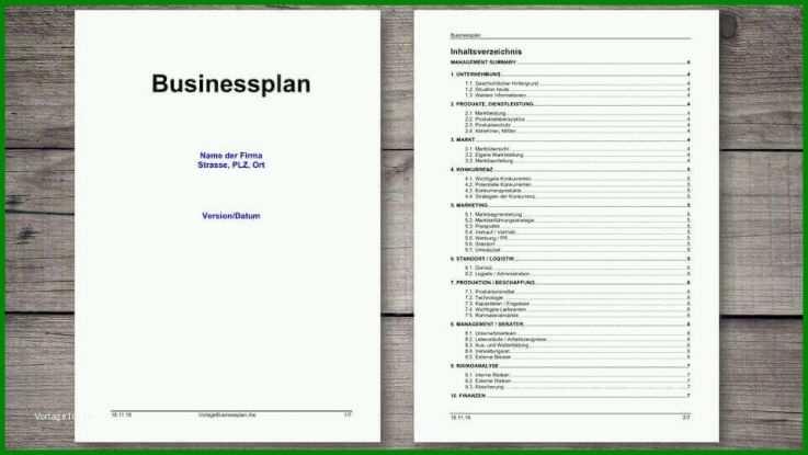 Businessplan Vorlage Word 13 Methoden Sie Mussen Es Heute