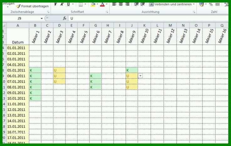 Unglaublich Vorlage Tabelle Excel Sie Müssen Es Heute ...